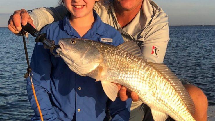 Galveston Fishing Report – Fall Fishing Fun on the Upper Texas Gulf Coast